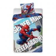 Lenjerie pat Spiderman