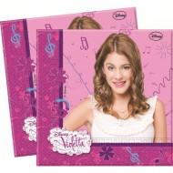 Servetele Violetta