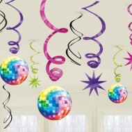 Spirale decorative Flying Balloons