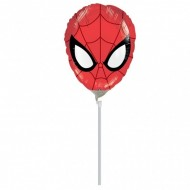 Balon mic Spiderman