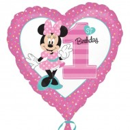 Balon Minnie 1 an