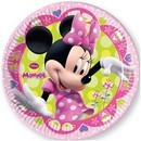 Farfurii Minnie Bow-Tique 20 cm