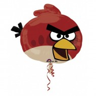Folie figurina Red Bird - Angry Birds