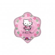 Mini figurina Hello Kitty Love