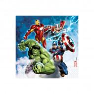 Servetele Avengers Lupta