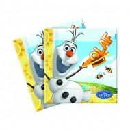 Servetele party Olaf Summer
