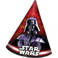 Set 6 coifuri Star Wars