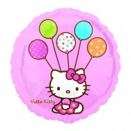 Balon Folie 45 cm Hello Kitty