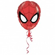 Balon folie 45 cm Spiderman Head