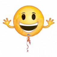 Balon mare Smiley face