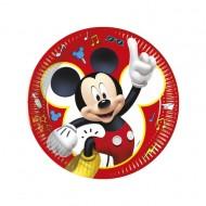 Farfurii Mickey Mouse haioase