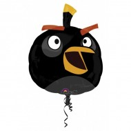 Folie figurina Black Bird - Angry Birds