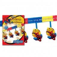 Ghirlanda medalioane Spiderman