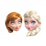 Masti Frozen - Regatul de Gheata
