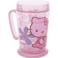 Cana glitter Hello Kitty Bamboo