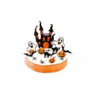 Decor tort  Halloween