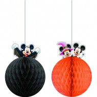Decoratiuni party Mickey Halloween