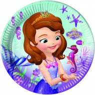 Farfurii 23 cm Sofia Pearl of the Sea