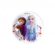Farfurii Frozen 2 din carton