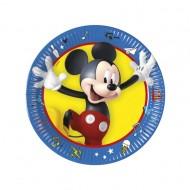 Farfurii petrecere Mickey Mouse