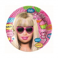 Farfurii Totally Barbie 23cm
