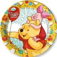Farfurii Winnie Sweet Tweets 23cm