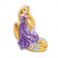 Folie mini figurina Rapunzel