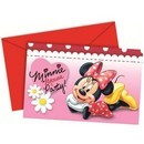 Invitatii Minnie