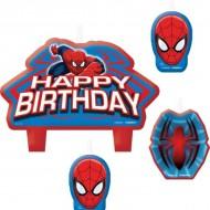 Lumanari minifigurine Spiderman