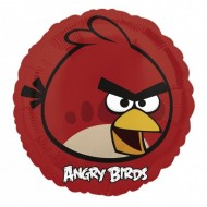Balon folie  mare Angry Birds - Red Bird