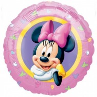 Balon folie Minnie Character