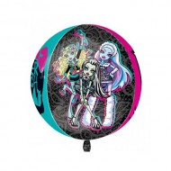 Balon folie sfera ORBZ Monster High