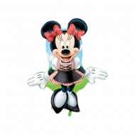 Balon mare Minnie Mouse
