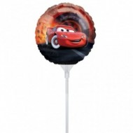 Balon mini folie Cars Full