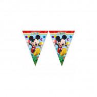 Banner stegulete Mickey