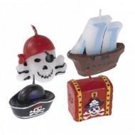 Lumanari pirati