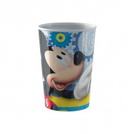 Pahar  plastic Mickey Mouse