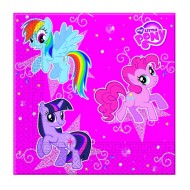 Servetele party Little Pony Sparkle