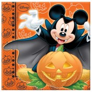Servetele party Mickey Halloween