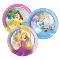 .Set 8 farfurii party Princess Heart Strong