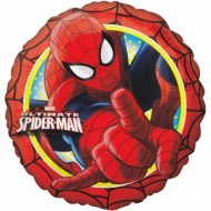 Balon folie 45 cm Spiderman
