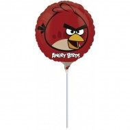 Balon mini folie Red Bird - Angry Birds