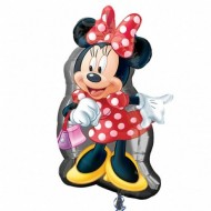 Balon Minnie simpatica