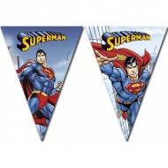 Banner stegulete Superman
