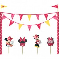 Decor tort Minnie