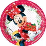 Farfurii 23 cm Minnie Jam Packed with Love