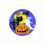 Farfurii Halloween 27 cm