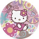 Farfurii Hello Kitty Bamboo 23 cm