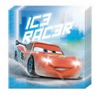 Servetele party Cars Ice