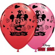 Baloane  latex Minnie Mouse